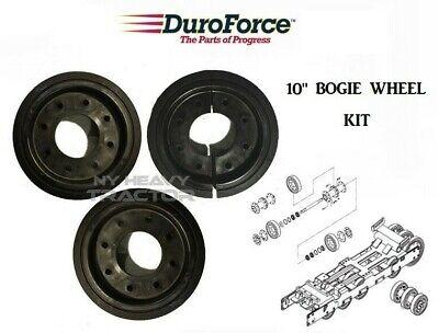 10 Bogie Wheel Kit For Asv 2800 2810 Hd4500 Hd4520 4810 0307-718 0307-009