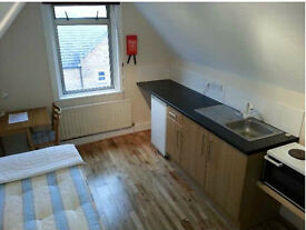 CHARMING LARGE SINGLE BEDSIT-STOCKWELL