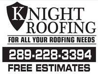 Knight roofing
