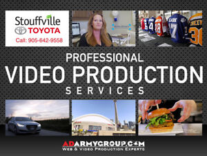 Video Production Company Serving East TO/Scarborough
