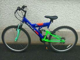 Reflex Hakka Mountain bike.