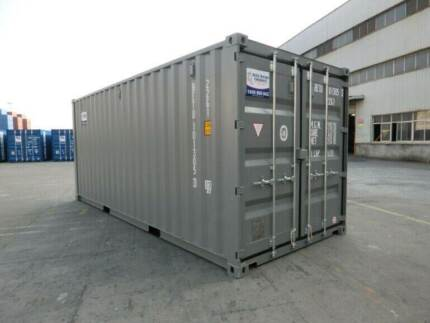 Shipping Container Hire from $3.14 per day in Newcastle