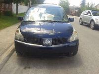 2005 Nissan Quest Familier
