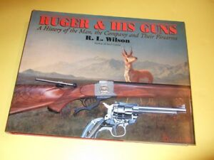 Ruger & His Gun History of the man, Company their Firearms