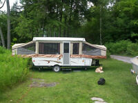 TENT TRAILER **NEED TO SELL** $6800 OBO