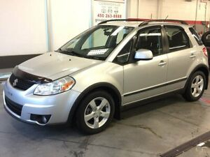 SUZUKI SX4 AWD 2011 Manual / Manuelle