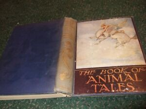 Book of Animal tales, 1929, colour plates