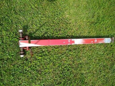 New Holland Baler Hay Fork Finger Bar Fits 67 68 69 270 271 276