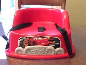 Booster Seat - Cars