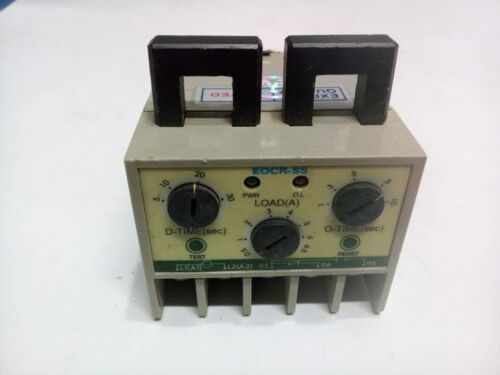Samwha Electronics EOCR-SS Overload Relay EOCRSS