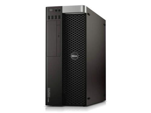 Dell Precision 7810 Computer 2 X 6 Core Xeon E5-2603 V3 512gb Ssd Quadro K620 Pc