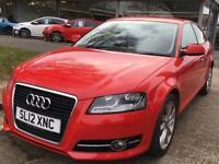 BAD CREDIT CAR FINANCE AVAILABLE 2012 12 Audi A3 1.6TDI Sport