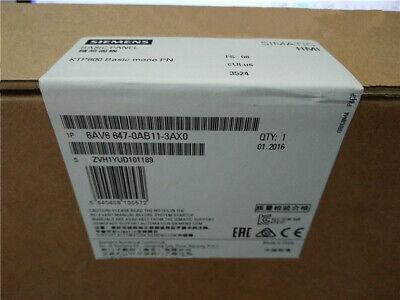 1pc New Siemens Touch Panel 6av6 647-0ab11-3ax0 6av6647-0ab11-3ax0