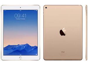 iPad Air 2 64gb Wi-Fi + Cellular Gold Unlocked