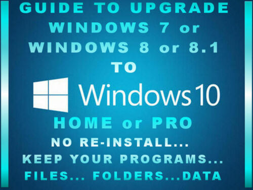 US Vet Upgrade Windows 7 Upgrade to Windows 10 Upgrade Windows 8 to Windows 10