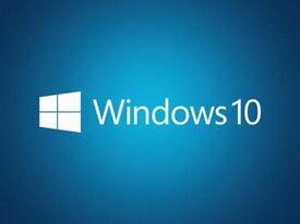 Windows 10 Pro USB - 32/ 64 Bit Licence Key Included