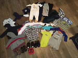 Boys clothing lot 18-24 month