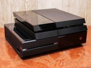 Xbox one contre ps4 - ÉCHANGE