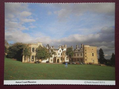 Aston Court (POSTCARD BRISTOL ASTON COURT MANSION)