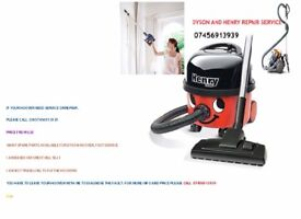 dyson hoover and henry repair and service in south east London