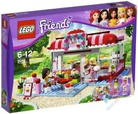 Lego 3061 Friends City Park Cafe *sealed and retired* MISB