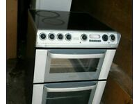 600mm Hotpoint electric cooker. Can deliver.