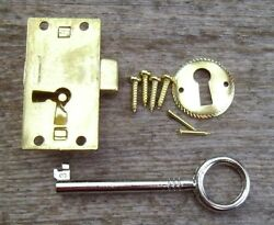 2 Cabinet Door Lock Set Key Chest Curio Grandfather Clock China NEW Replacement