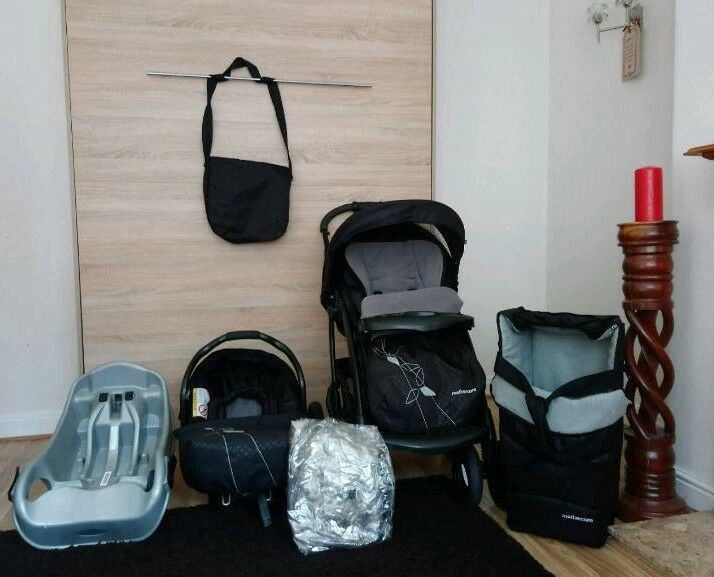 Mothercare Trenton Deluxe Travel System