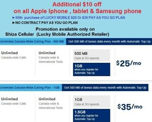 Additional $10 of on all Apple Iphone , tablet & Samsung phone ►
