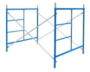 Complete 5x5 End Section Scaffolding $180