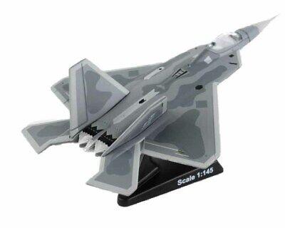 Usado, Daron Postage Stamp Diecast MetalHistorical Plane F-22 USAF Raptor comprar usado  Enviando para Brazil