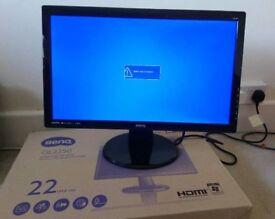 BenQ GL2250 22 Inch PC Monitor