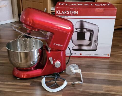 """Klarstein """"Bella"""" Küchenmaschine 1200W 5,2 Liter, sehr guter Zustand!"""