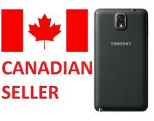 Genuine Samsung Galaxy Note 3 Back Cover (Black) Replacement Part **FREE SHIP**