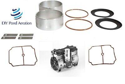 Rebuild Kit For Thomas Compressor Vacuum Pump Model 2685pe40 Sk2685 New