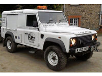 Land Rover Restoration, Rebuilds, Repairs & Servicing at Badgers 4x4 Ltd. North Devon based.