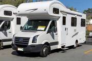 2012 Talvor VW CRAFTER EURO DELUX Croydon Park Port Adelaide Area Preview