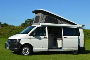 New Volkswagen Discoverer Campervan with Slide Out Bed Albion Park Rail Shellharbour Area Preview