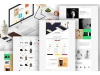 Website Development - Logo & Graphic Design - SEO - Social Media & Email Marketing
