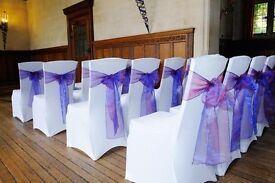 Party Chair Cover for Hire