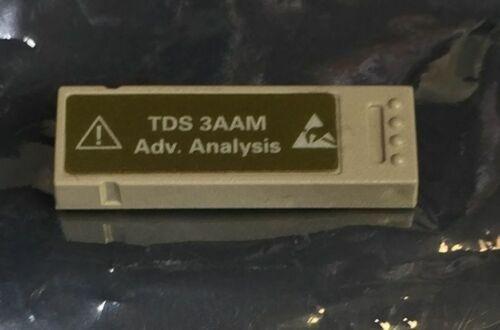 Tektronix TDS3AAM Advance Analysis Application Module for TDS3000 Oscilloscope