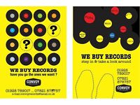 Record Collections Wanted - LPs & 45s! Top Cash Prices Paid!! Phone Now!