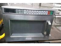 commercial panasonic microwave ne1853bp