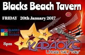 Blacks Beach Tavern & Karaoke Under The Stars Mackay Mackay City Preview