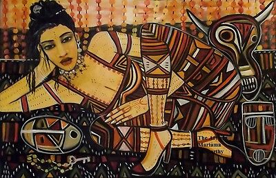The Art of Mariama McCarthy