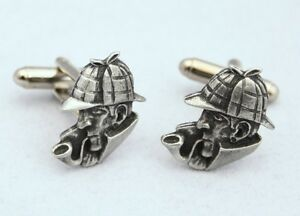 Sherlock-Holmes-Cufflinks-in-Fine-English-Pewter-Gift-Boxed-H