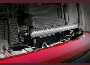 """F150 2009-2014 behind the grille led mount 30"""""""