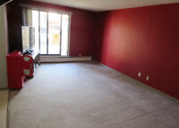 Large three bedroom condo available May 23th
