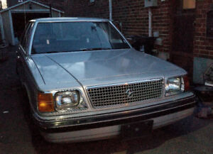 1985 Plymouth Reliant for sale