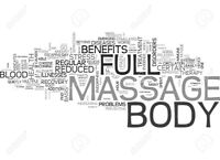 Therapeutic Relaxation Massage At Its Finest!
